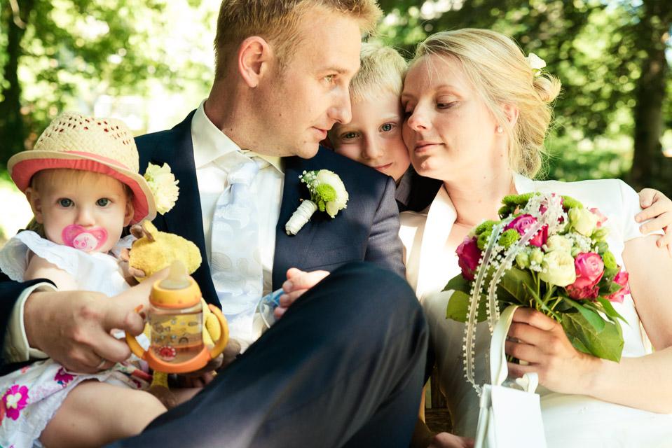 Hochzeit von Sandra und Kai