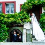Besondere Hochzeitsfotos St. Gallen