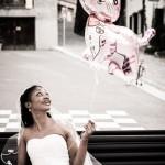 Witzige Hochzeitsfotos St. Gallen