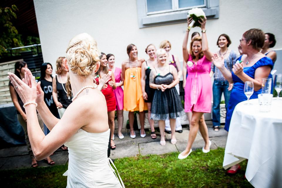 Hochzeitsreportage in Wallisellen
