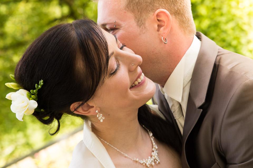 Hochzeitsfotos von Iris und Ramon