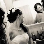 Fotos Vorbereitungen Hochzeit