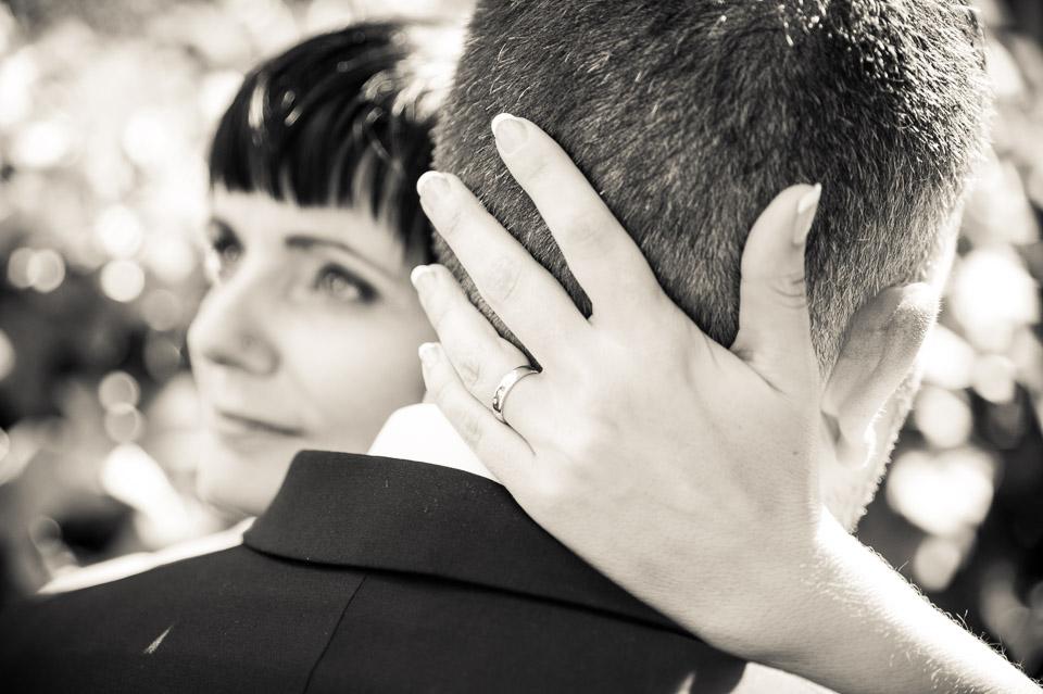 Hochzeit in Grün – Olivia und Jean sagen ja.