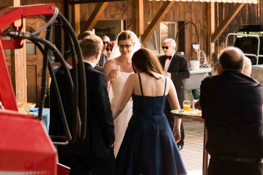 Bauernhof Hochzeit Mettmenstetten