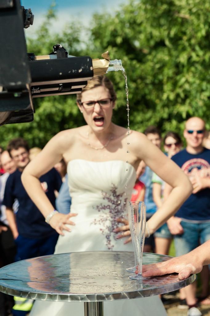 Spiele bei Hochzeit