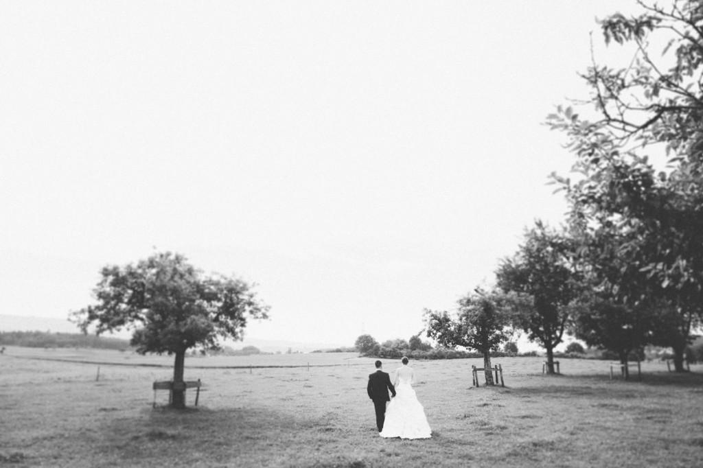 Pärchenfotos bei Hochzeit