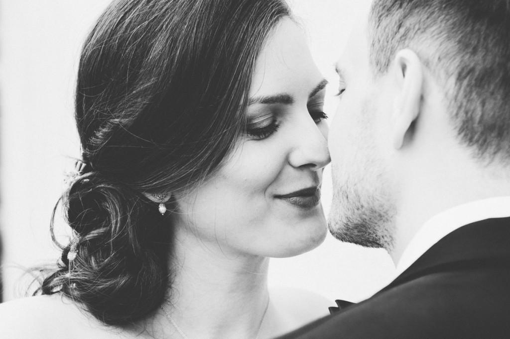 Hochzeitsfotos vom Brautpaar in Jona
