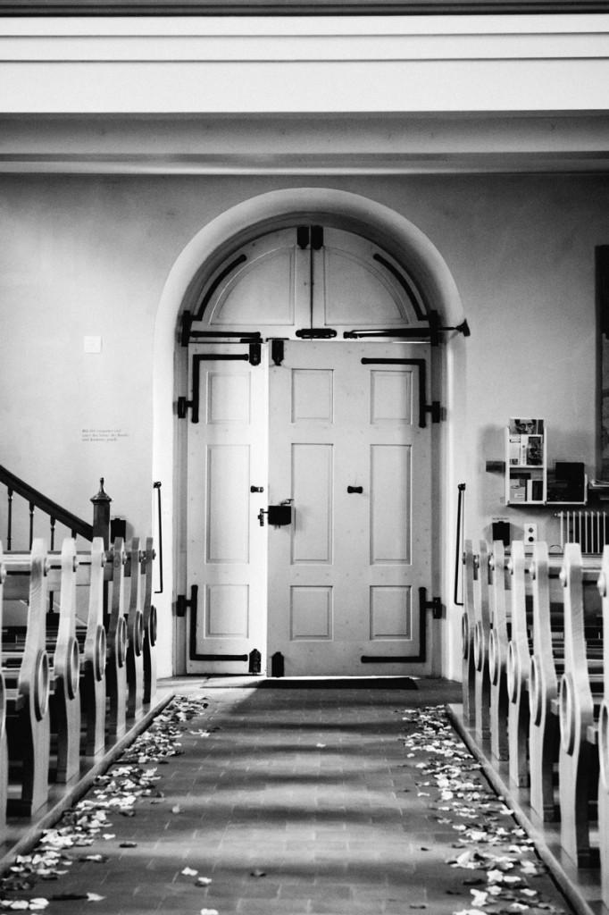 Kirchliche Trauung in Jona
