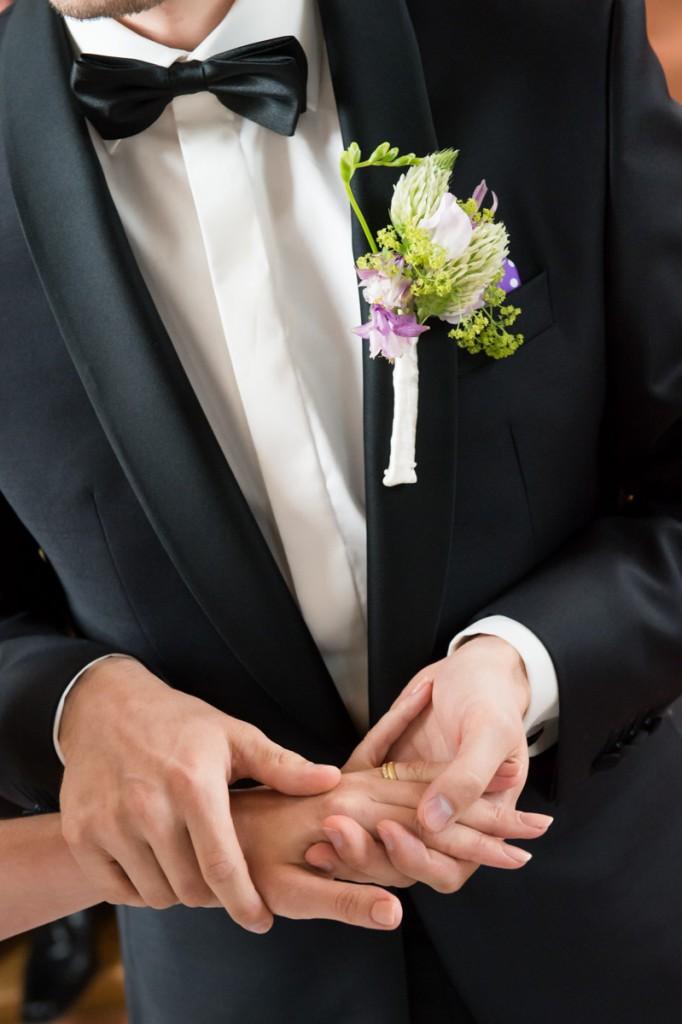Ringtausch bei Hochzeit