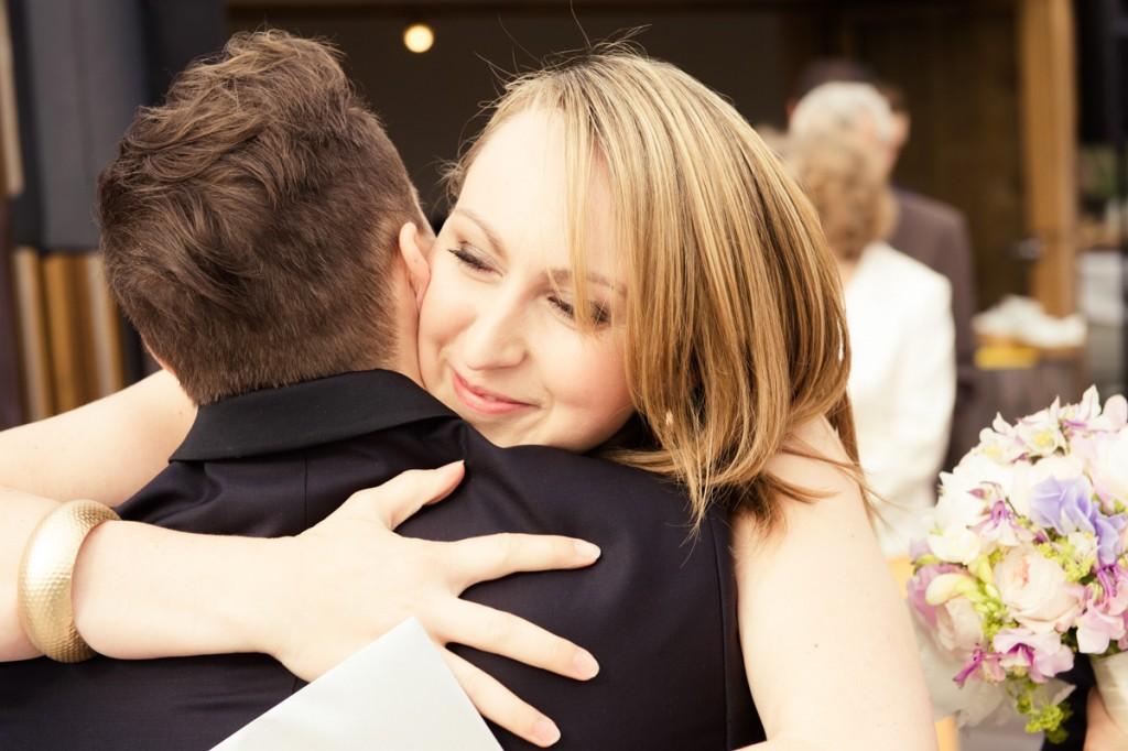 Hochzeitsapero im Bächlihof