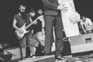 Hochzeit bei Open Air Greifensee