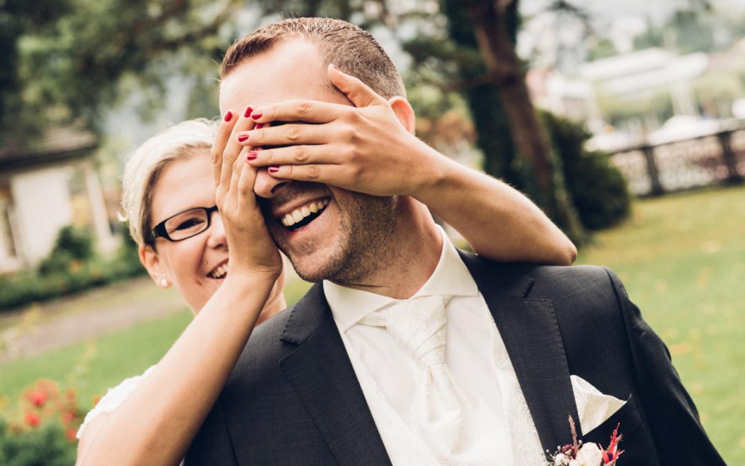 Hochzeitsreportage am Walensee