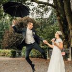 Hochzeitspaar Foto Shooting Walensee