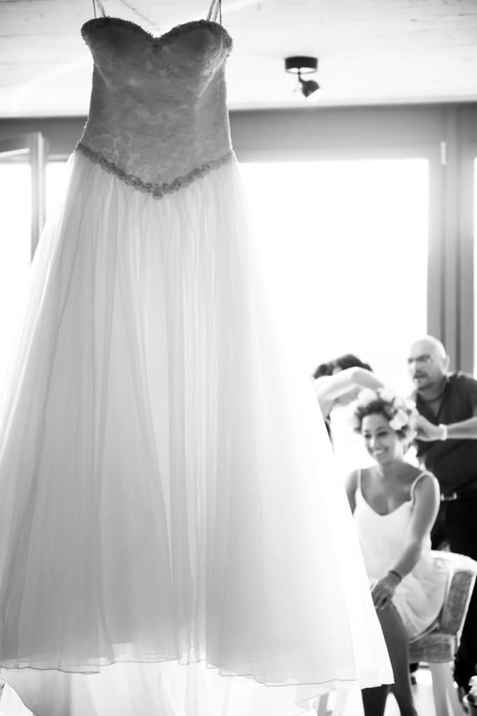Getting ready Fotos Hochzeit