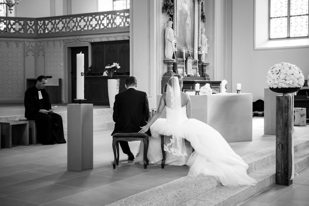 Hochzeit Trauung Bünzen