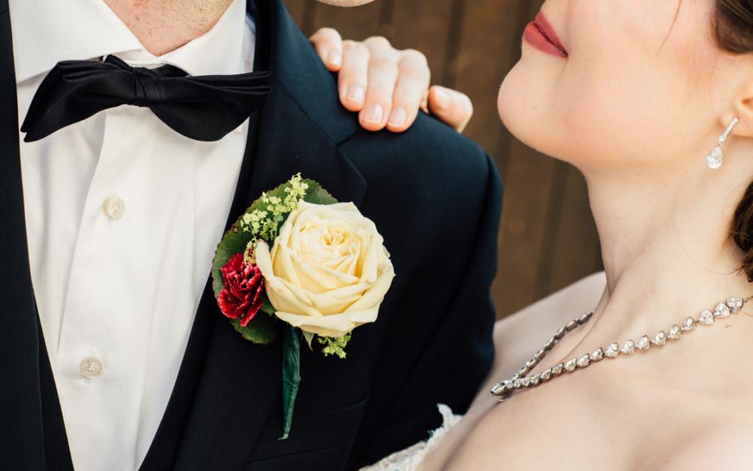 Hochzeit von Véronique und Dominic in Meilen