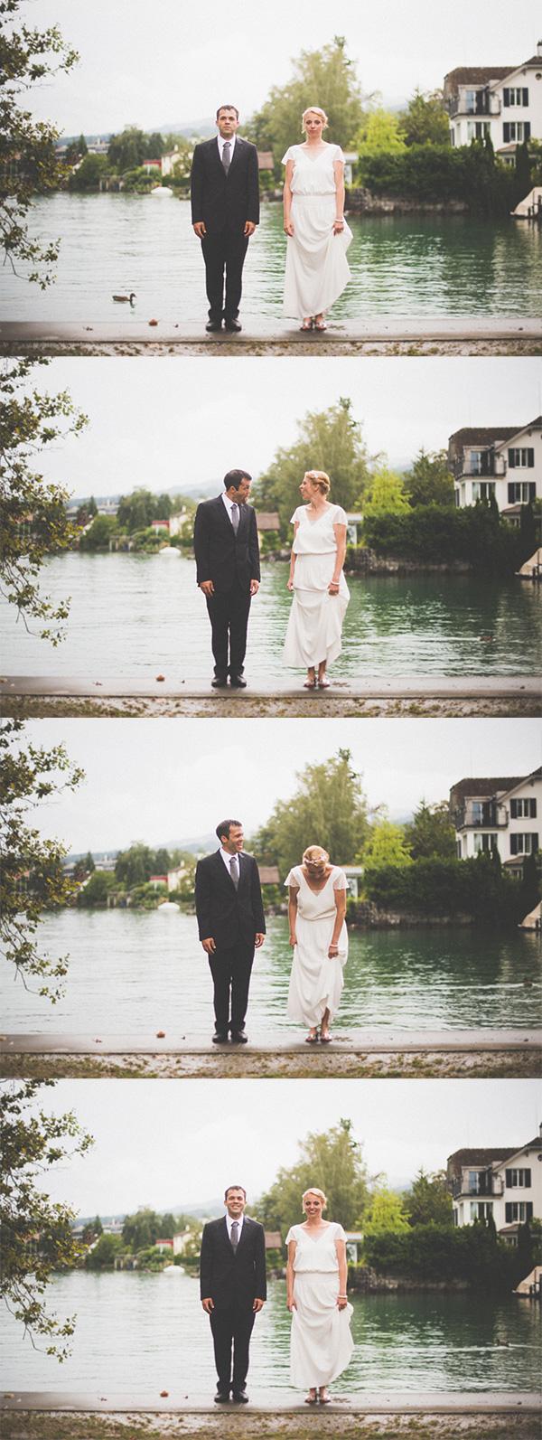 Hochzeit Zürichsee