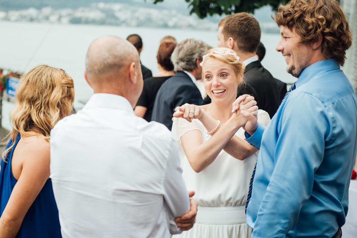 Fotos Hochzeit Männedorf