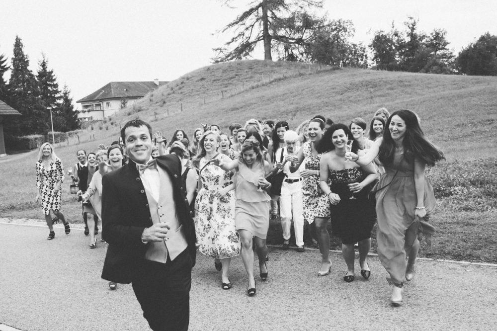 Hochzeit Stäfa Gewächshaus