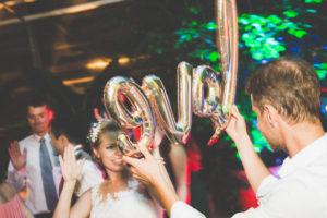 Party Hochzeit Gewächshaus