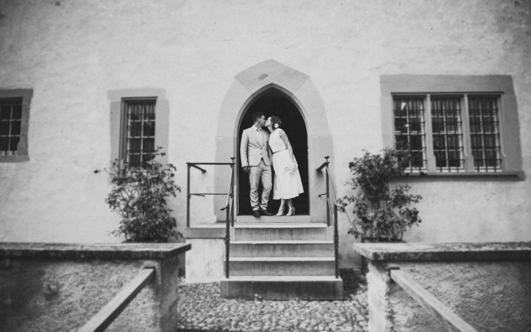 Hochzeit von Arina und Hansi im Schloss Greifensee
