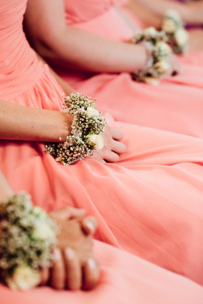 Hochzeit Brautjungfern