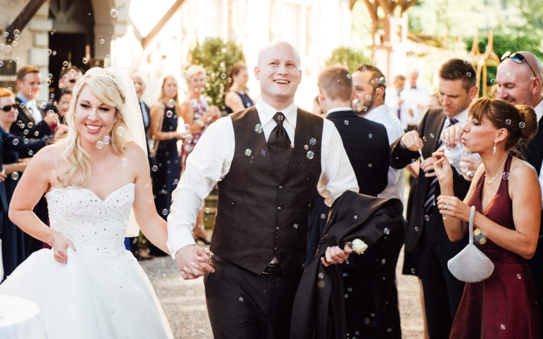 Hochzeit von Saskia und Heinz