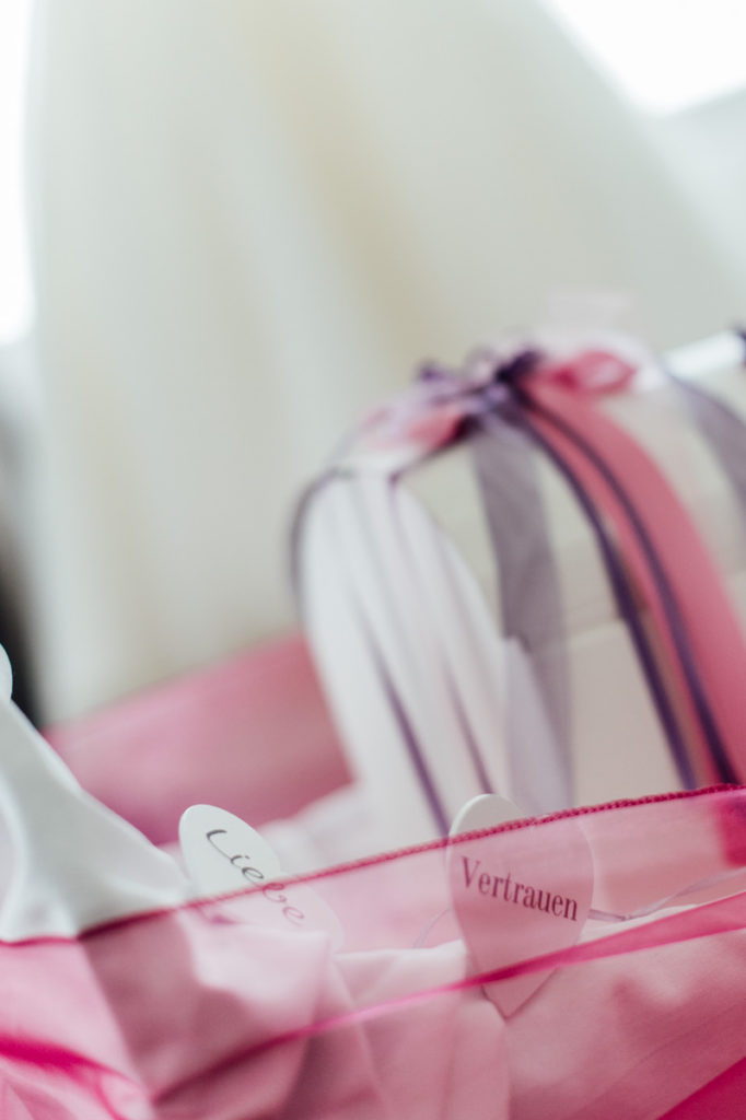 Hochzeit Vorbereitungen Details