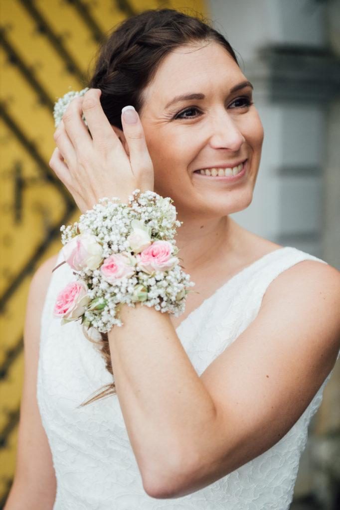 Braut Hochzeit Schloss Heidegg
