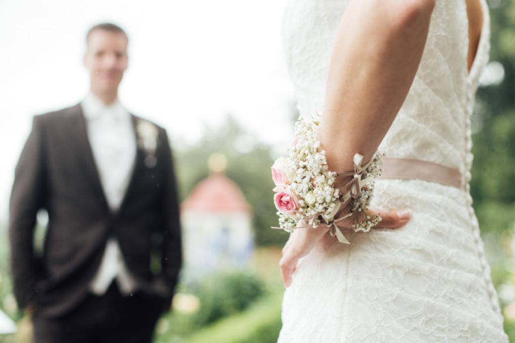 Hochzeit Paar Fotos Schloss Heidegg