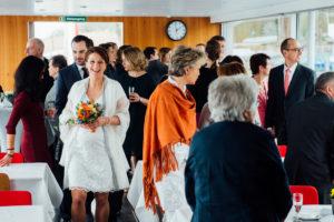 Hochzeit Schiff Greifensee