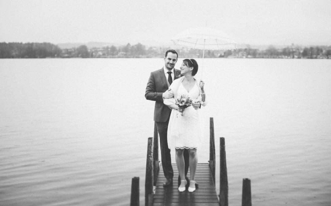 Die Hochzeit von Daniela und Fabian auf Schloss Greifensee