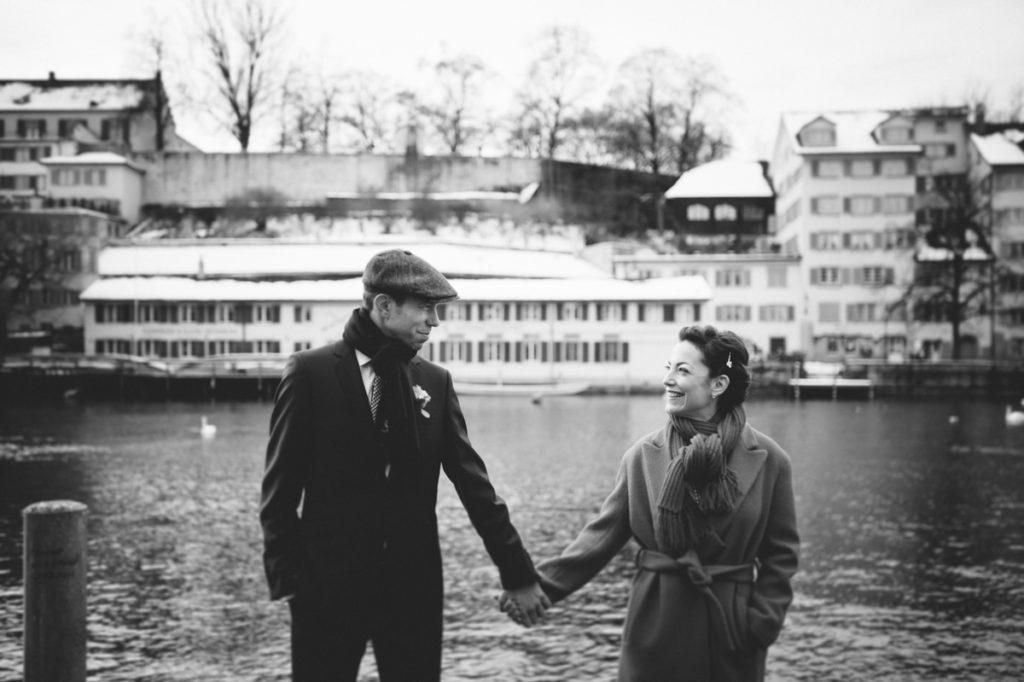 Limmat Zürich Hochzeit