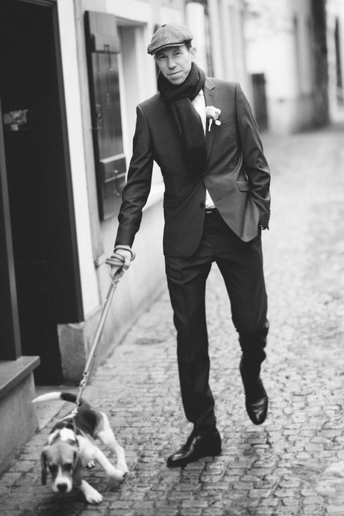 Hochzeit mit Hund Zürich
