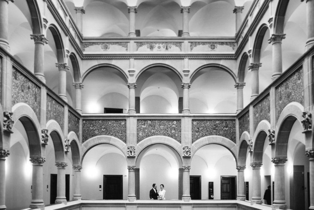 Hochzeitsfotos Stadthaus Zürich