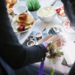 Hochzeit Milchbar Brunch