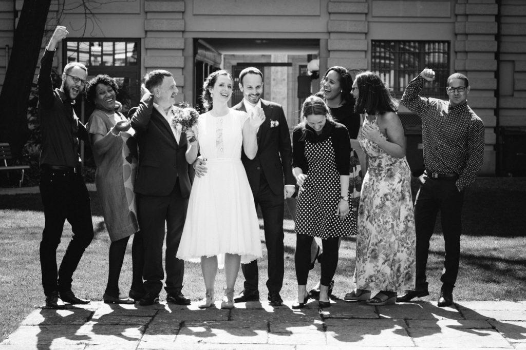 Zürich Hochzeit Familie