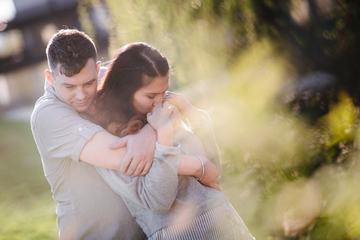 Verlobung Foto-Shooting Uster