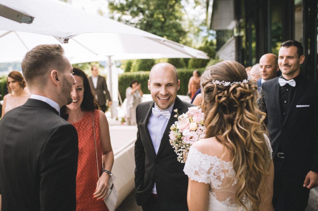 Hochzeitsapero Campushotel Hertenstein