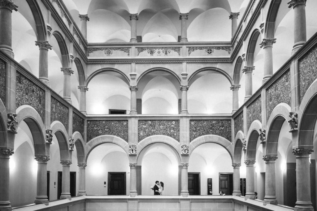 Hochzeitsfotografie in Zürich