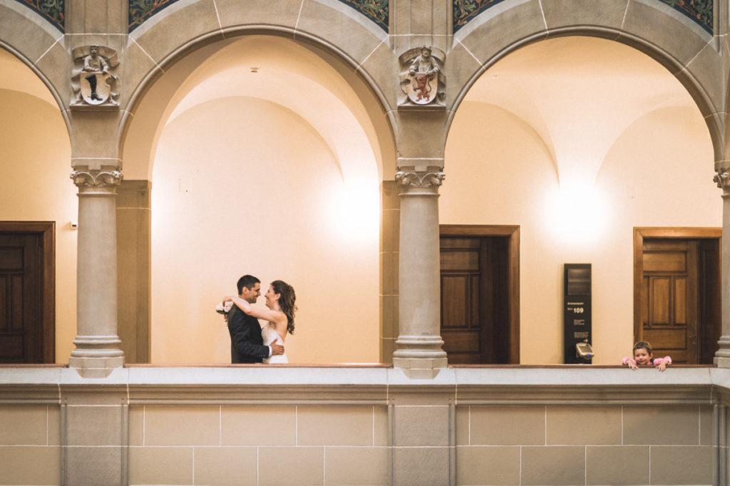Hochzeit Fotos Zürich Stadthaus