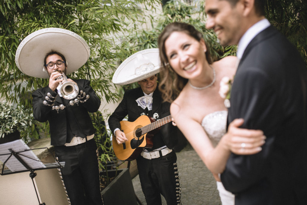 Hochzeit mit Mariachi Zürich