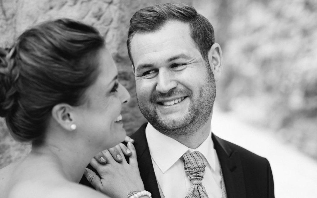 Die Hochzeit von Ladina und Tobi in Zürich
