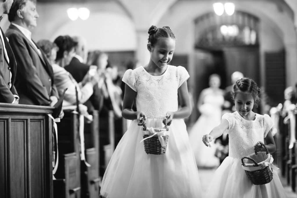 Fotos von Hochzeit im Fraumünster Zürich