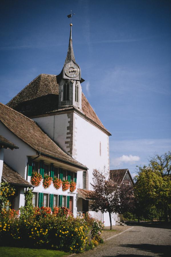 Hochzeit Kapelle Greifensee