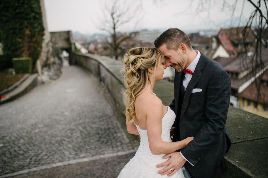 Hochzeitsfotos Schloss Rapperswil