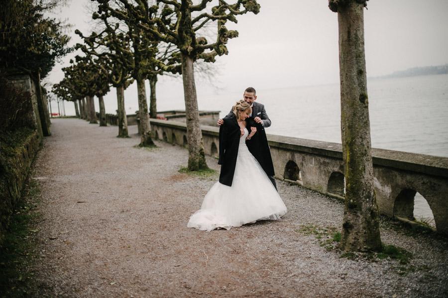 Winter Hochzeit Rapperswil