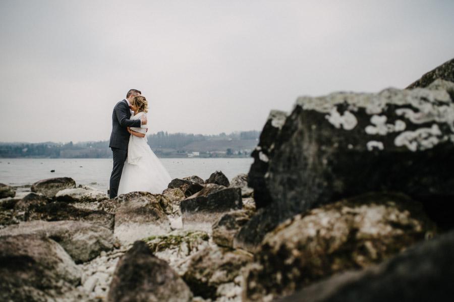 Hochzeitsfotos am See Rapperswil