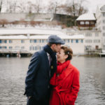 Zürich Hochzeitsfotos Winter