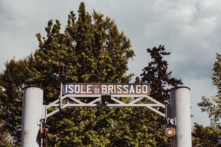 Isole di Brissago Hochzeit